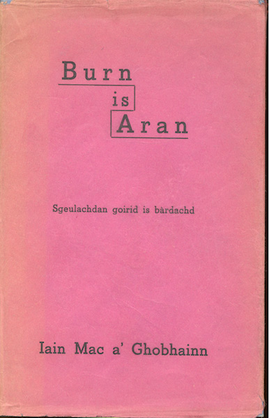 Bùrn is Aran