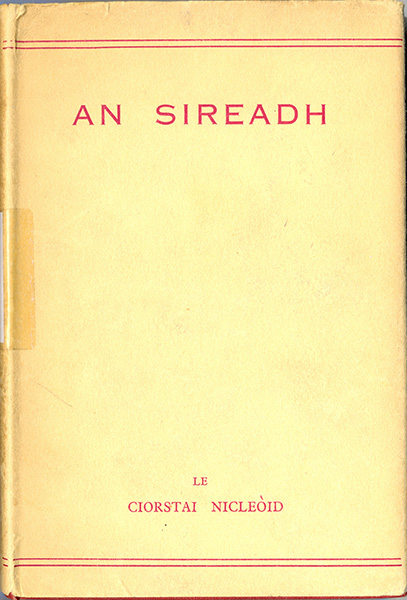 An Sireadh [and other poems]