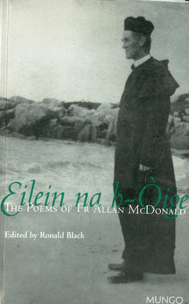 Eilein na h-Òige, The Poems of Fr Allan McDonald