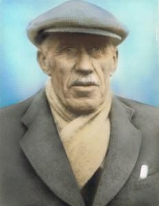 Ruairidh na Càrnaich ann an 1962 (Dealbh bho G. NicDhòmhnaill)